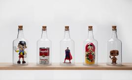 Impossible Bottle - Zauberhafte Flasche
