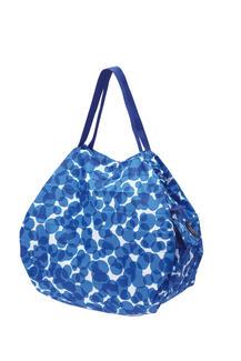 Compact Bag M - UMI -  Faltbare Einkaufstasche One-Pull (patentiert)