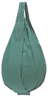Compact Bag - DROP L - EUCALYPTUS - Faltbare Tasche One-Pull (patentiert)