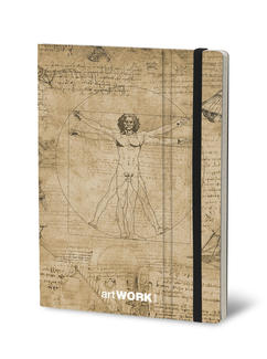 ARTWORK BOOK - LEONARDO